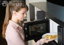 不宜放入微波炉的9种食物