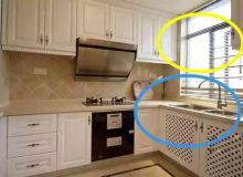 为什么厨房窗户边上不能装炉灶,只能装洗碗池?