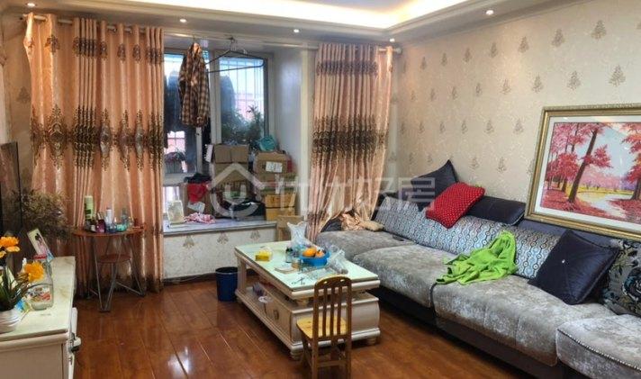 高新西区 顺江小区 2室2厅1卫 72平米