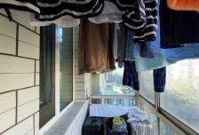 南北通透3居室,南北双落地大阳台,商品房满五年