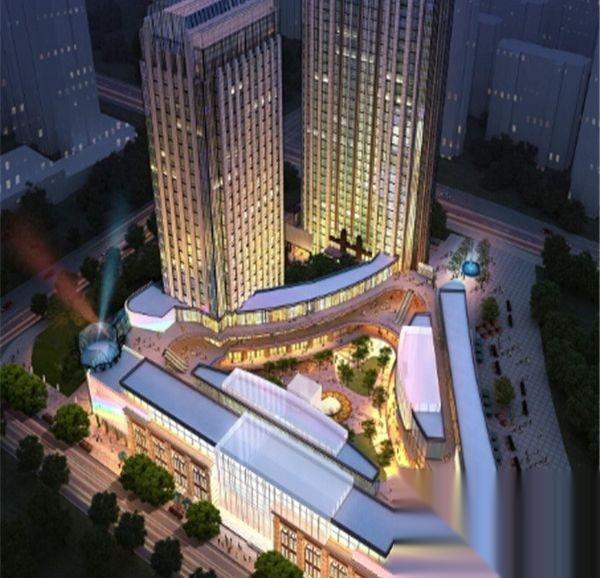 开发区一期,开发区,YOYO环球港