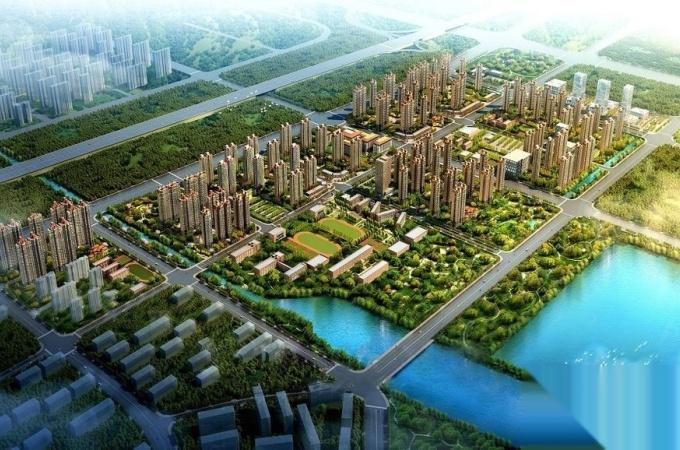 高新区,高新区,郑州恒大城