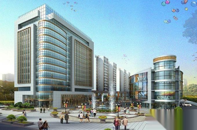 柳梧新区,城中,浙商国际
