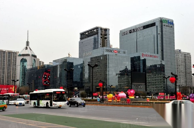 碑林区,长安路,华侨城·长安国际