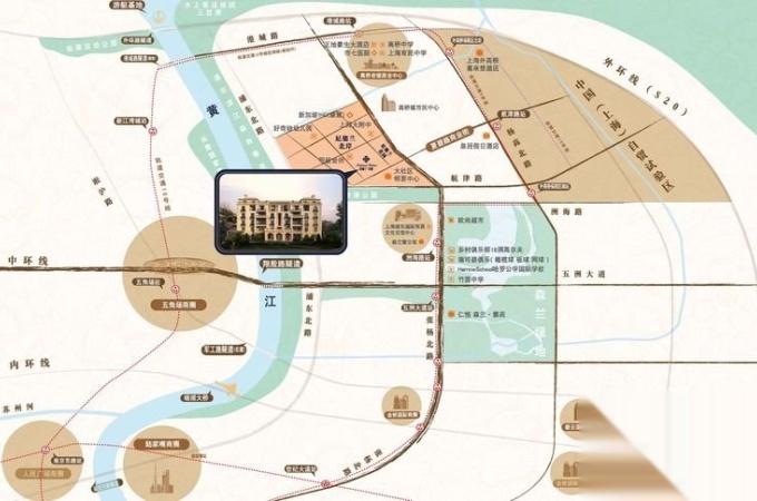 浦东新区,外高桥,尼德兰官邸