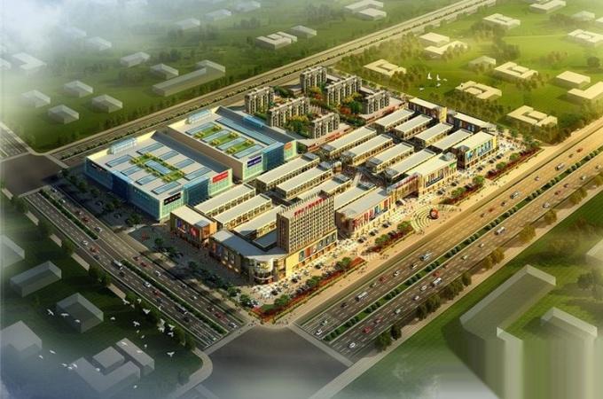 夏津县,夏津,亿丰国际商贸城