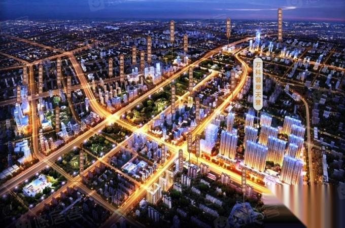 高新区,科技二路,万科·翡翠天誉