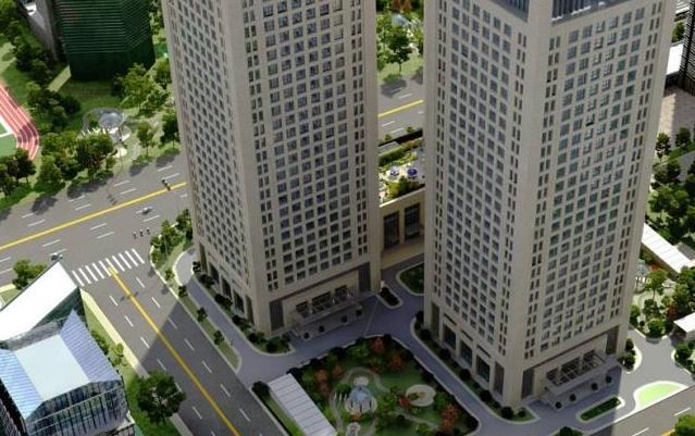 桥西区,中华南大街,中交财富中心