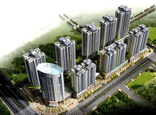 蒙自县,老城区,俊豪中央大街