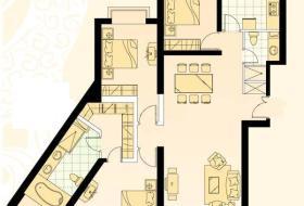鼓楼区,滨江带,世茂滨江新城,世茂滨江新城,3室2厅,191.31㎡