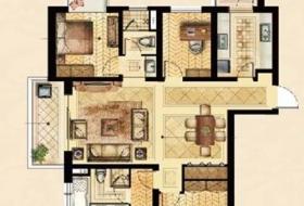 鼓楼区,滨江带,世茂外滩新城,世茂外滩新城,4室2厅,171.39㎡