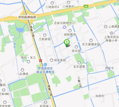浦东新区,三林,东方懿德城