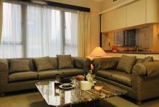 三全公寓2室2厅2卫1阳台高档家私电,设施完善