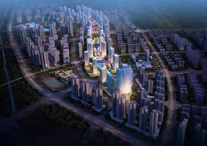 晋宁县,晋宁,古滇未来城