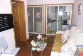 威宁小区2室1厅1卫1精装南,2楼地铁口500米