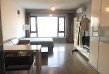 建设路阳光100国际公寓普通1室0厅1卫0阳台