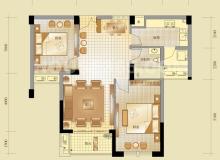 3室3厅3卫