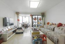 珠江帝景 经典两居室 全新装修