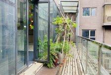 上地地铁口 南北通透 带露台花园  5块全含 精装方正