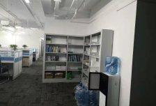 学院路科技财富中心355平米精装修带办公家具
