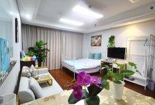 使馆区附近!三里屯附近精装修一居室酒店式公寓!温馨舒适!