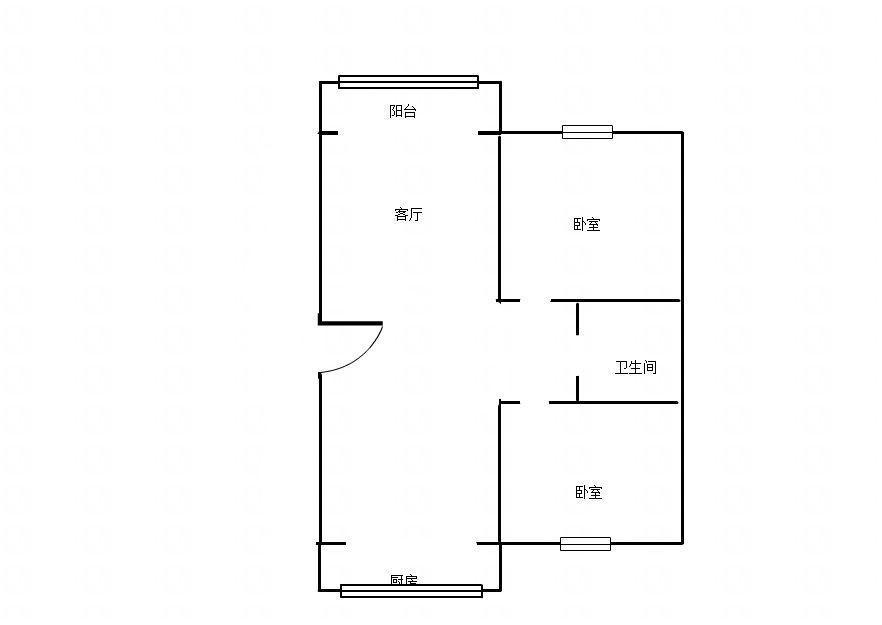 朝阳区3500元房源图片