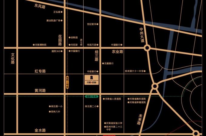 郑东新区,,申泰中原印象城