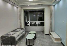 出租颍水湾精装两居室,全新家具家电,拎包入住