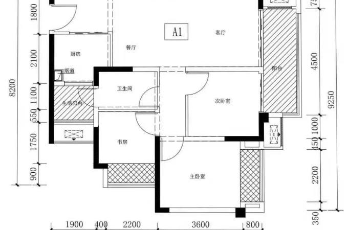 璧山县,电梯高层小高层,融创0238一期
