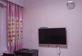 双拥附近,1室精装修,家具家电齐全